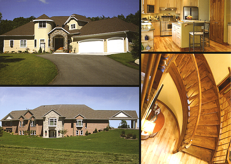 New home builders in southern wisconsin naatz for New home building contract